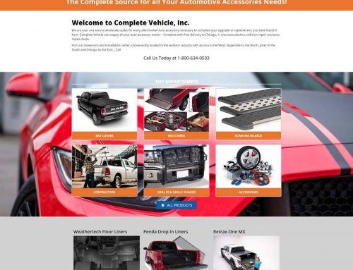 Complete Vehicle Inc