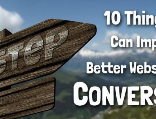 10 things you can implement for better website conversions