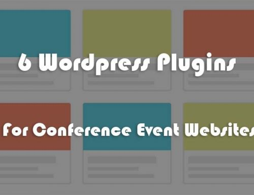 Best 6 WordPress Plugins To Use For Your Conference Event Website
