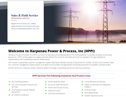 Harpenau Power & Process Inc