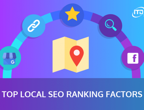 Top 8 Local SEO Ranking Factors [INFOGRAPHIC]