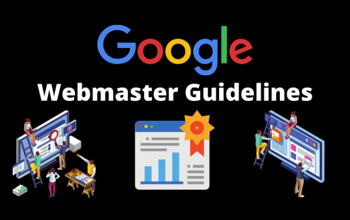 google-webmaster-guidelines