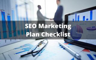 SEO Marketing Plan Checklist