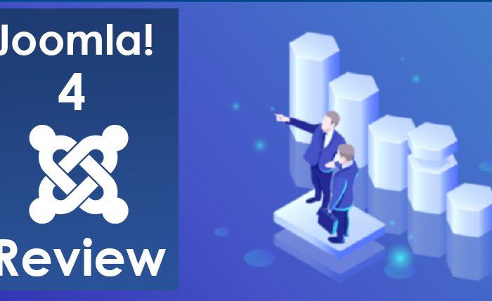 joomla 4 review