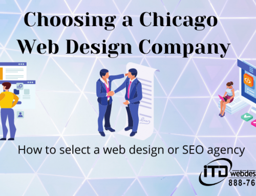 Choosing a Chicago Web Design Company